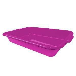 Bandeja higienica gato joy rosa - Furacão Pet - 44x28x7cm