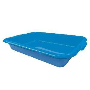 Bandeja higienica gato joy azul - Furacão Pet - 44x28x7cm