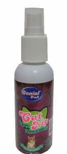 Atrativo Catnip Erva de Gato - Genial - 100 ml