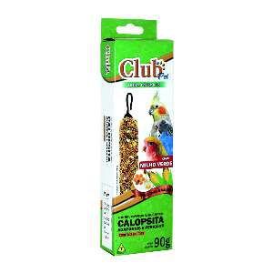 Bastão para Calopsita com Milho Verde - Club Pet Prefere - 90 g