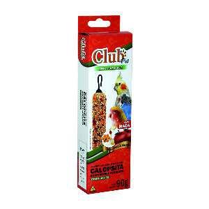 Bastão para Calopsita com Maçã - Club Pet Prefere - 90 g