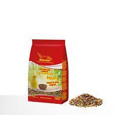 Racao mistura para canario 500g - Minas Nutri - com 10 unidades