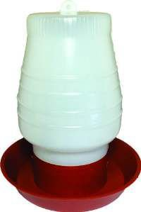 Bebedouro plastico automatico para passaros 2L - Avipet - com 12 unidades - 46x26x26cm