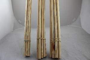 Poleiro madeira - Poleiro - com 10 unidades - 100x1,5cm