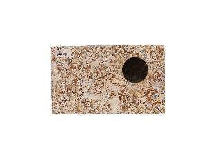 Ninho ecologico calopsita medio - Club Pet Recriar - 17x17x35cm
