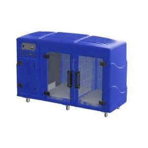 Máquina de Secar Rotomoldada - Kyklon - 220 V - Azul