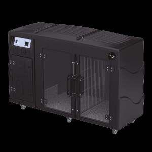 Máquina de Secar Rotomoldada - Kyklon - 127 V - Preta