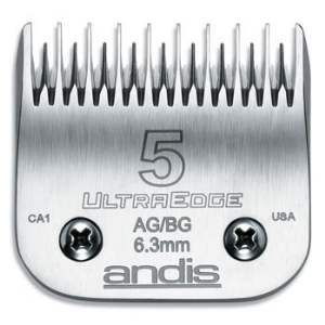 Lâmina Andis 5FC - Tosa Brasil - 6,3 mm