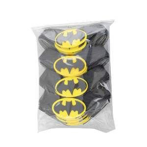 Gravatas EVA colarinhos Batman - Fernandes Laços - com 20 unidades
