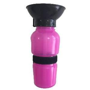 Bebedouro TPR portatil pet drink luxo 550ml - Home Pet - 21,5cm