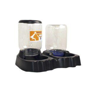 Bebedouro e Comedouro Automático - Arts Pace - 3 L e 1,5 kg
