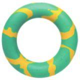 Brinquedo borracha macica anel P - LCM - 90mm