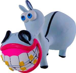 Brinquedo latex burrico - Latoy - 11,8 cm