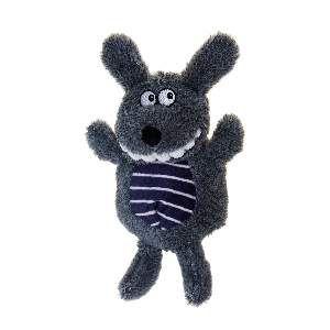 Brinquedo de Pelúcia Cachorro Risonho - Home Pet - 6x6x14cm