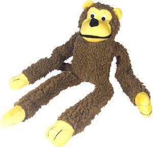 Brinquedo de Pelúcia Macaco - Chalesco - 24cm