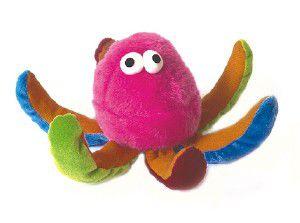 Brinquedo de Pelúcia Octopus - Chalesco - 21cm
