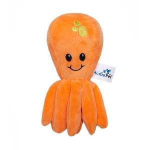 Brinquedo de Pelúcia Polvo - Home Pet - 18x7x7cm