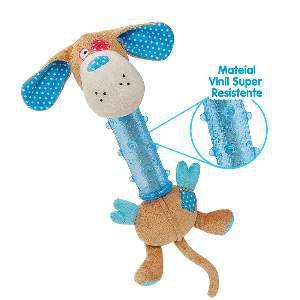 Brinquedo de Pelúcia Giradog - Chalesco - 10x11x39cm