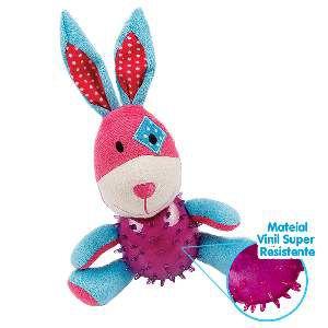 Brinquedo de PelUcia Smart Rabbit - Chalesco - 19x8x26cm
