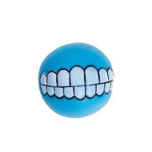 Brinquedo de Vinil Bola Sorriso Sortido - Home Pet - 7,5 cm