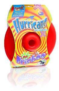 Brinquedo plastico frisbee hurricane - American Pet's - 22x6cm