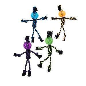 Brinquedo Boneco de Corda Sortido - Home Pet - 8x8x45cm