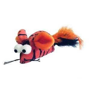 Brinquedo poliester ratinho zoiudo sortido 2un - Home Pet - 23cm