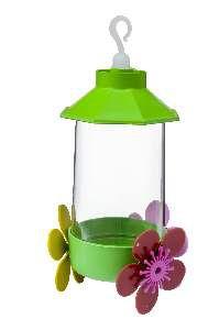 Bebedouro para Beija-Flor Simples - Jel Plast - c/ 12 un