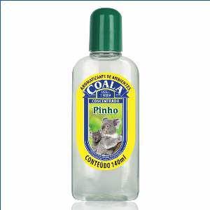 Aroma de ambientes concentrado pinho 140ml  - Coala