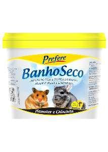 Banho a seco em po para roedores 1kg - Prefere