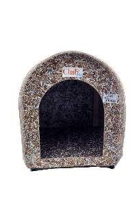 Casa ecologica iglu N1 - Club Pet Recriar - 27x32x35cm