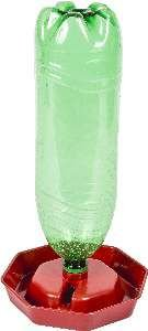 Bebedouro para Aves para Garrafa Pet - Jel Plast - c/ 6 un