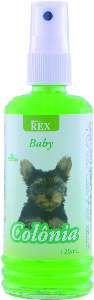 DEO COLONIA BABY REX 120 ML