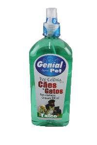 Deo Colônia Talco - Genial - 500 ml