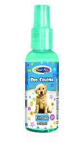 Deo Colônia Plast Pet Care Filhotes - Pet Licenciados - 110 ml