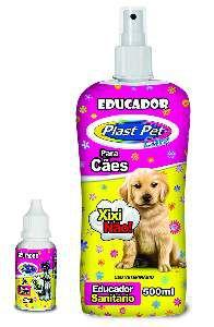 Kit Educador Pet Care Xixi Sim e Xixi Não - Pet Licenciados