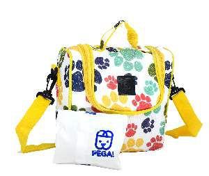 Frasqueira Térmica Pocket Color - Pega Brasil - 22x14x21cm