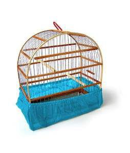 Capa TNT para gaiolas 9 - Club Pet D Zoo - com 12 unidades - 79x30cm