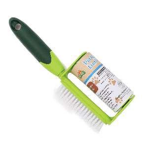 Escova plastica Pega Pelo - Chalesco - 26x8x4cm