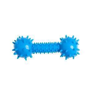 Brinquedo de Vinil Halteres Cravo Sortido - Home Pet - 12 cm