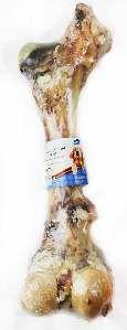Osso femur bovino natural - Club Pet Churraspet - 35cm