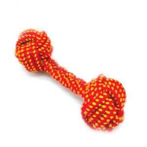 Brinquedo de Corda Rope Bone - Chalesco - 22x7x7cm