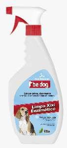Limpa Xixi Enzimático BeDog 500ml 24,0x9,0x5,0