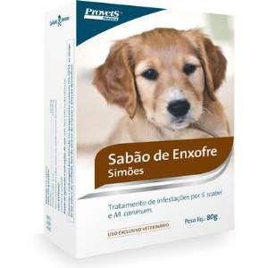 Sabão Enxofre - ProvetS Simões - 80 g