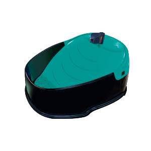 FONTE PLAST P/CAES E GATOS POP VERD 110V P*0
