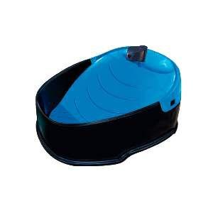 FONTE PLAST P/CAES E GATOS POP AZUL 110V P*0