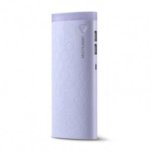 POWER BANK 10.000 MAH 2 PORTAS USB