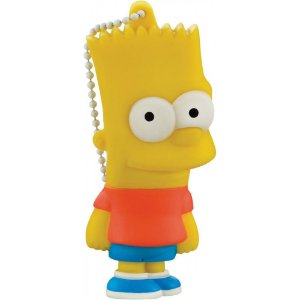 PEN DRIVE USB BART SIMPSONS , 8GB