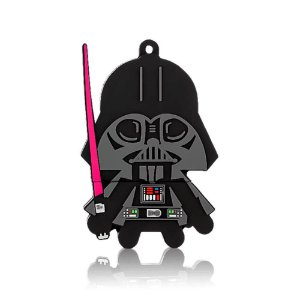 PEN DRIVE USB DARTH VADER STAR WARS, 8GB
