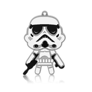 PEN DRIVE USB STORMTROOPER STAR WARS, 8GB